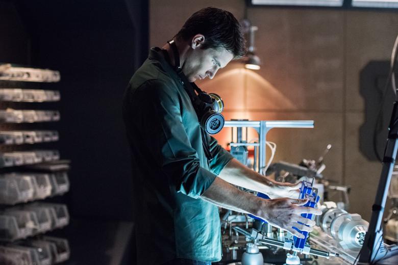 The Flash - Robbie Amell © Dean Buscher/The CW 2015