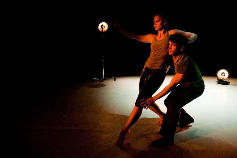 """Dark Matters""  Agora de la Danse, Montreal"