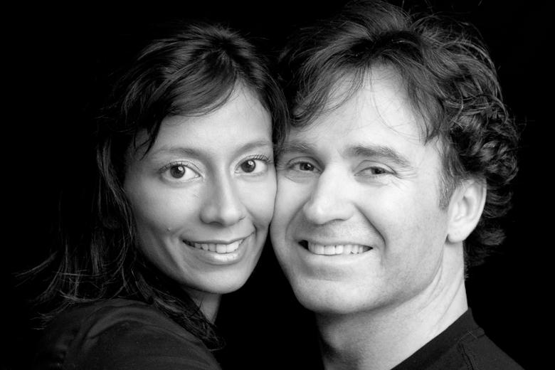 Vancouver Yoga - Eoin Finn and Insiya Rasiwala Finn