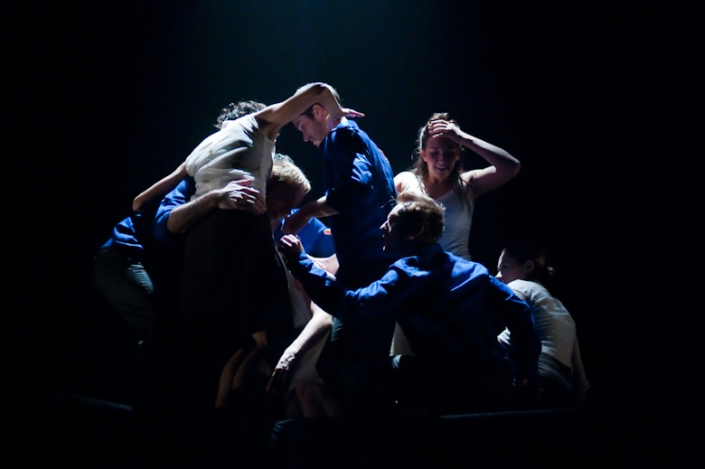 ...in between... Fleck Dance Theatre, Toronto