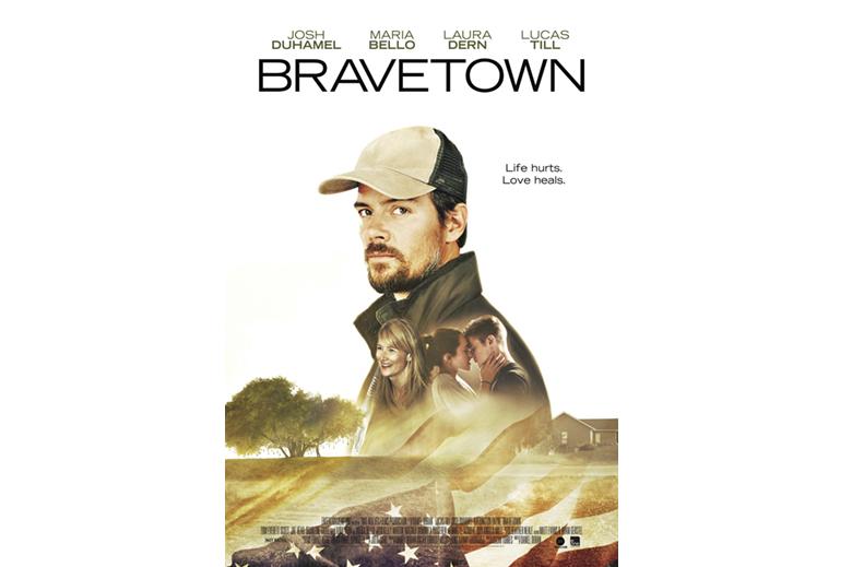 Bravetown - poster